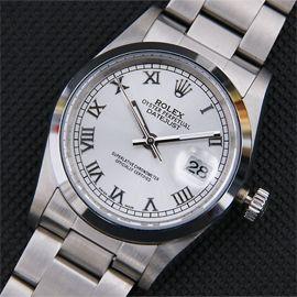 official photos a46f1 25fa1 ロレックスの時計 クラシックウォッチの規範 デイジャスト 2836 ...