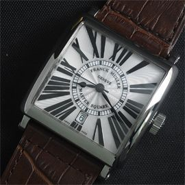 online retailer 90cc2 2ae20 フランクミュラーの時計 カサブランカ マスタースクエアー ...