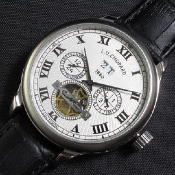 buy online 0aa79 58387 ショパールの時計 ハッピー スポーツ 7フローティン ...